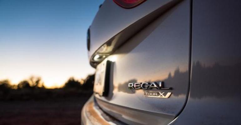3918 Buick Regal TourX