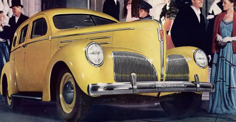 Vintage Automotive Advertisements