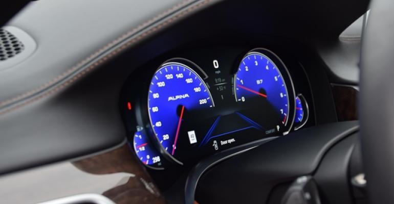 2017 Wards 10 Best Interiors Nominee: BMW Alpina B7