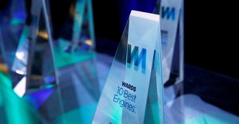 Celebrating 2017 Wards 10 Best Engines
