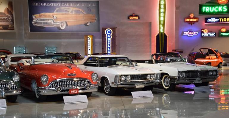 General Motors Heritage Center