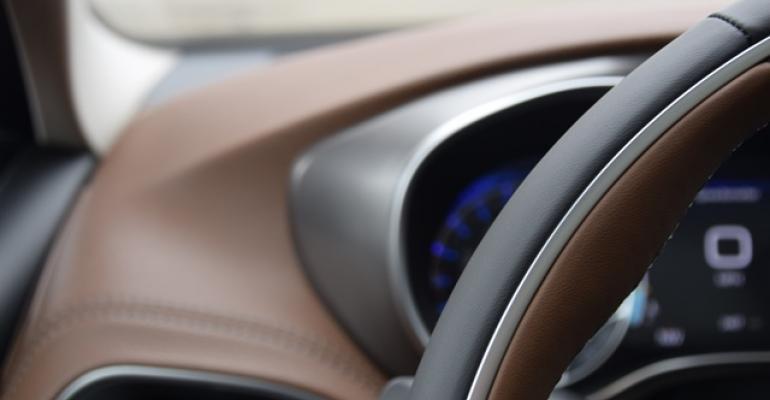 2016 Wards 10 Best Interiors Winner: Chrysler Pacifica