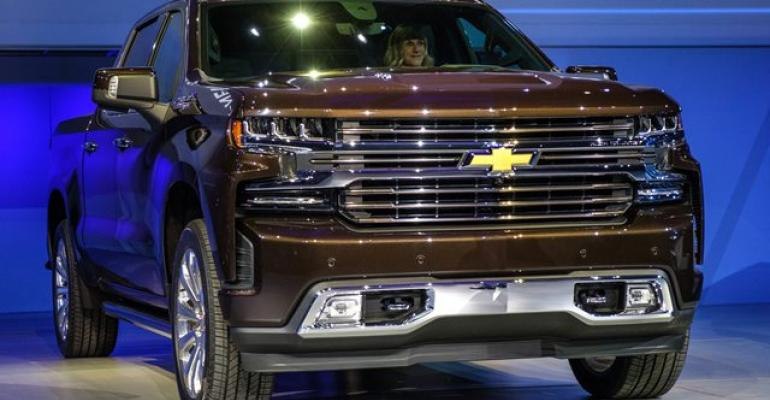 '19 Chevrolet Silverado | General Motors Redesigns Best ...