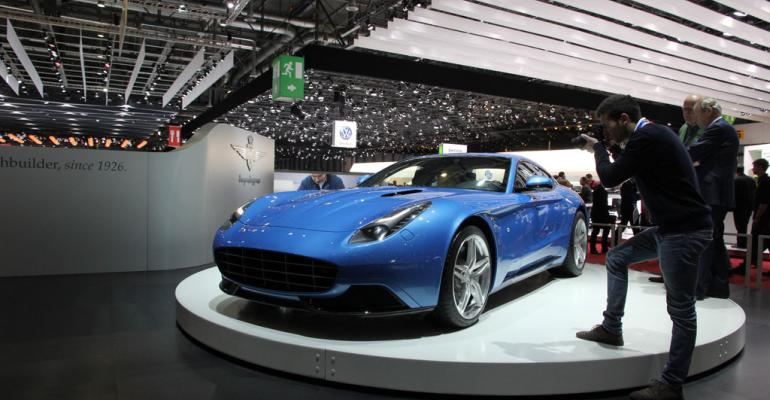 2015 Geneva Auto Show: More Shots From the Floor