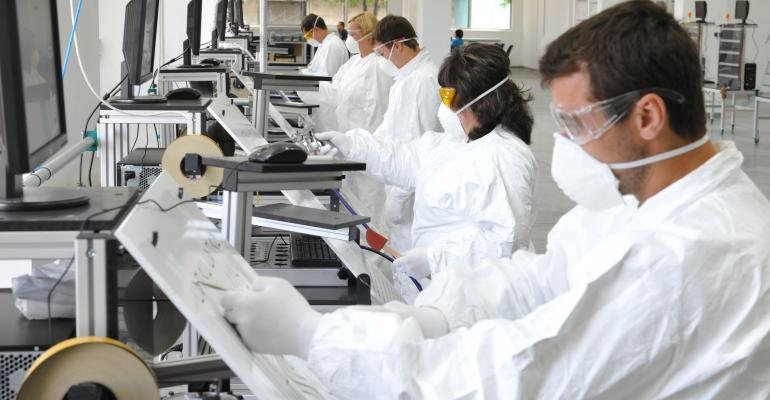 VW set up training center for GAZ assembly employees