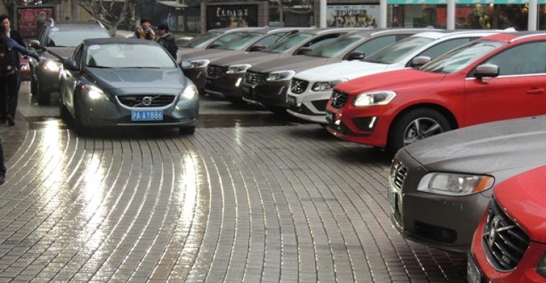 WardsAuto Highlights 4-Cyl. Engine Trend at Volvo Shanghai Event