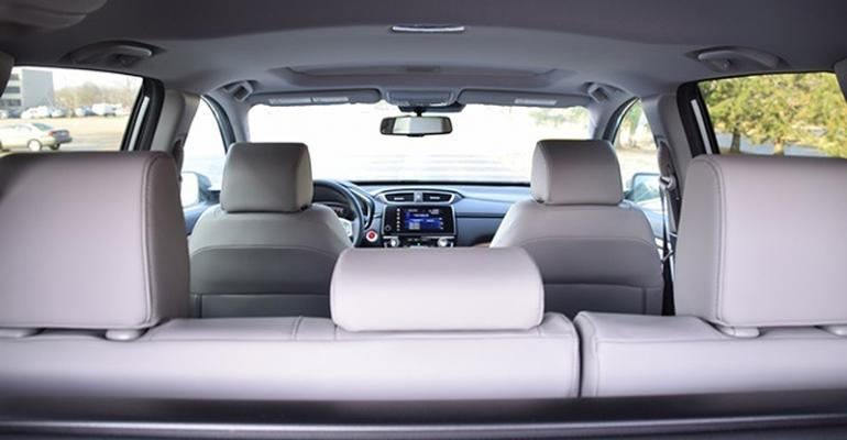 2017 Wards 10 Best Interiors Nominee: Honda CR-V
