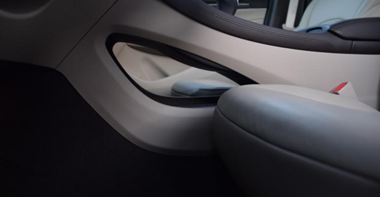2017 Wards 10 Best Interiors Nominee: Buick LaCrosse