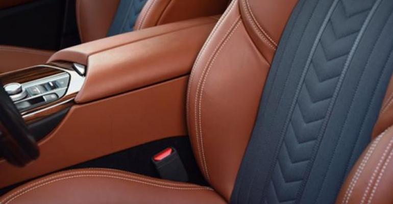 2017 Wards 10 Best Interiors Nominee: Maserati Levante