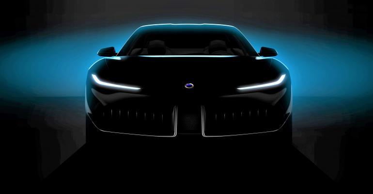 Karma will debut three cars at Auto Shanghai.
