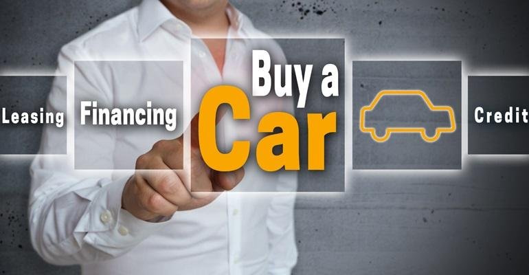 online car shopping