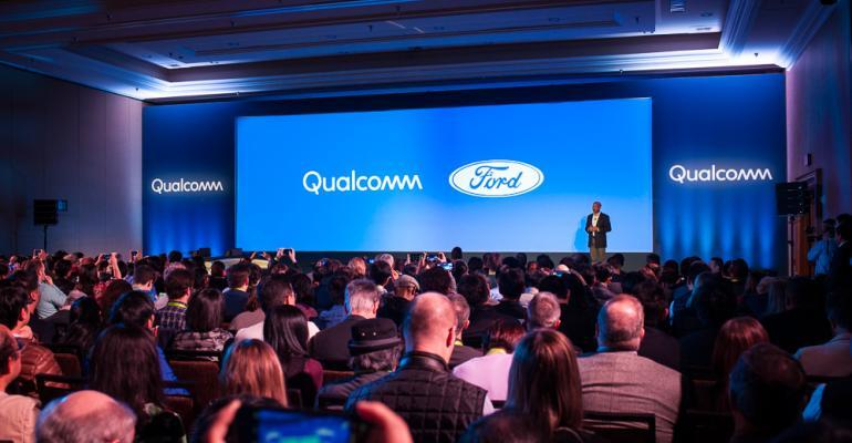 Ford-Qualcomm announcement