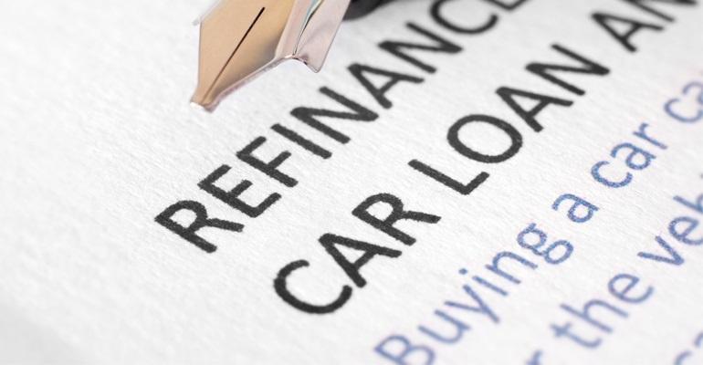 Loan refinancing