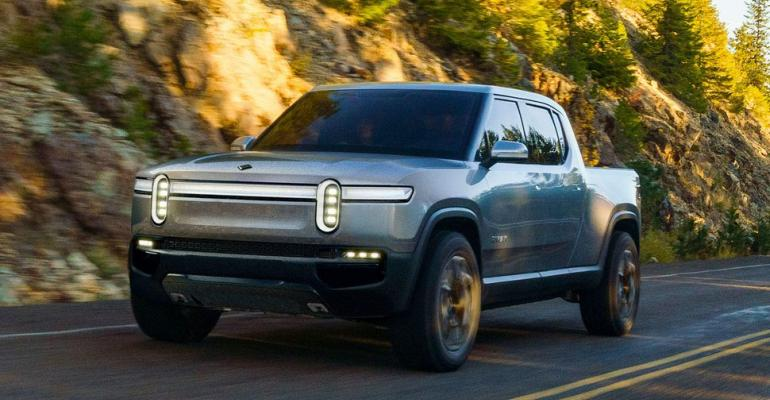 Manufacturer claims 400-mile range, Level 3 autonomy for electric pickup.