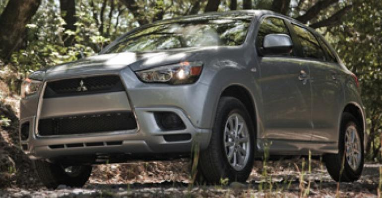 Outlander Sport First to Receive Mitsubishi Plug-In Technology in U.S.