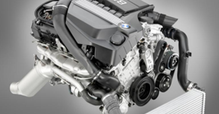 BMW's Newest I-6 Better, Not Bigger