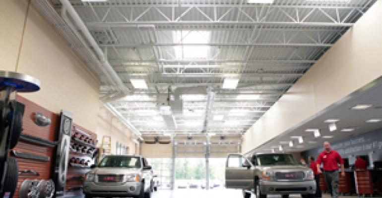 Top Dealership Service Departments Shine