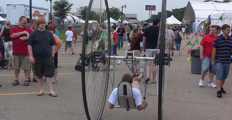 TechShop, Maker Faire Celebrate Innovation