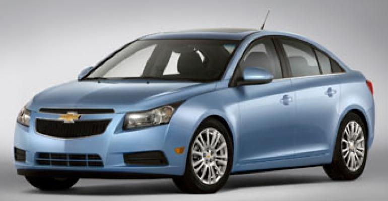 New Chevy Cruze Diesel to Attract Buyers Seeking Performance, GM Says