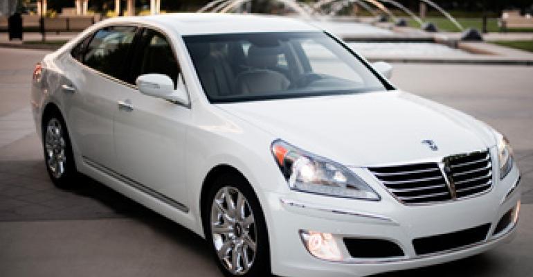 Premium Service Pivotal to Hyundai's Move to Luxury Branding