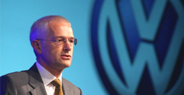 VW Nears Profit in U.S.; Targets More North American Production