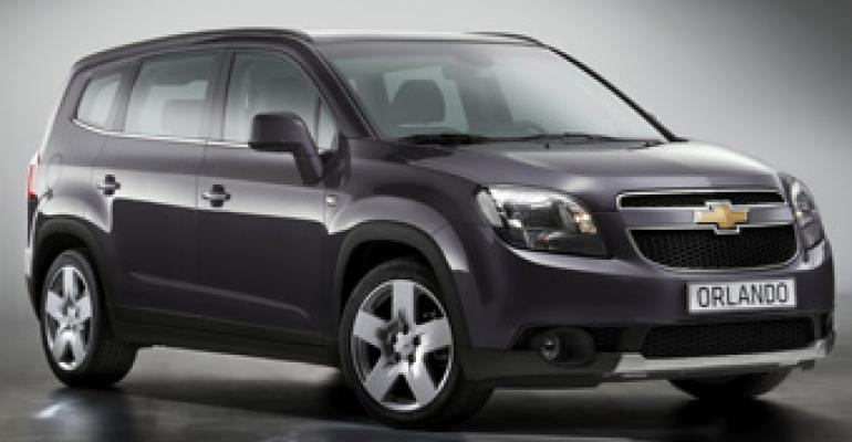 GM to Hike Chevrolet Output in Kazakhstan