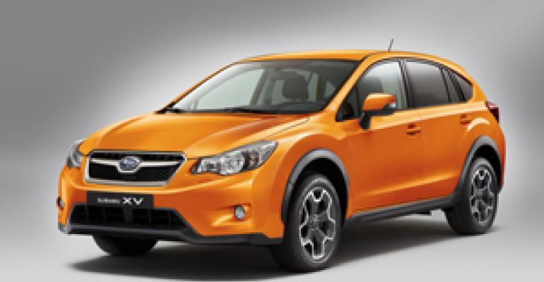 Subaru Plans for Hybrid, Turbos, 4 New Vehicles