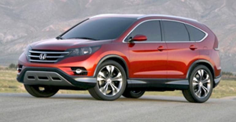 Honda Halving North America Production Due to Thai Floods