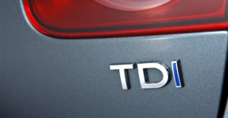 Diesel to Have Its Day in U.S., Proponent Says