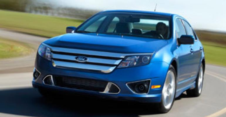 2011 Year in Review: Ford