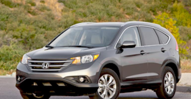 CR-V Carries Over Styling, Engine – And Mom Appeal