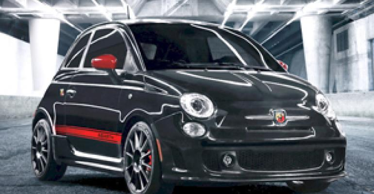 Fiat 500 Special Editions Bring Italian Flair to America, Executive Says