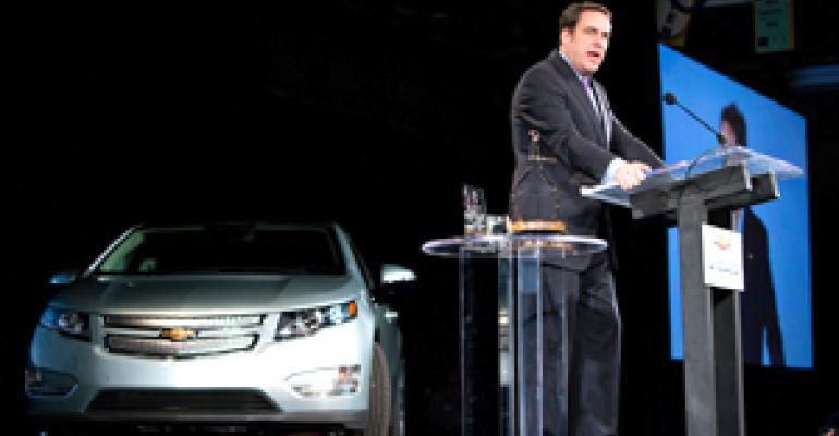 GM: Volt Battery Packs Must be 'De-powered' Following Severe Crashes
