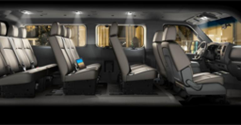 Nissan Passenger Van To Launch In 2012 NV Sales Take Time