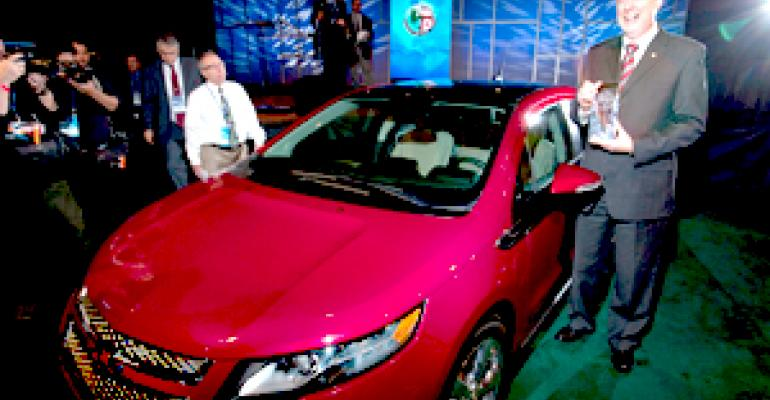 NHTSA's Approach to Chevy Volt Tests Correct, GM's Stephens Says