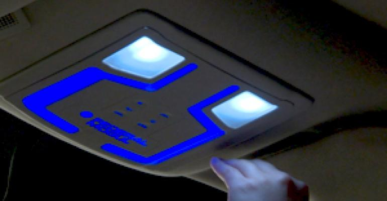 Federal-Mogul Taking Ambient Lighting to Next Level