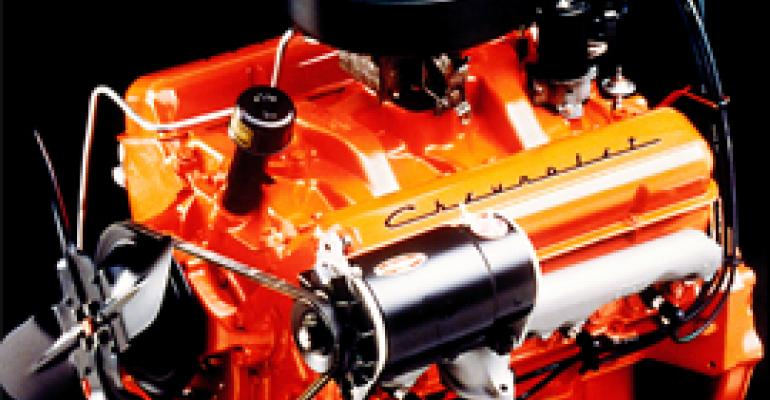 GM Still Sold on Small-Block V-8 Ahead of Tough CAFE Rules