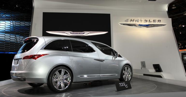 Design chief Ralph Gilles promises to heed publicrsquos view of 700C minivan concept