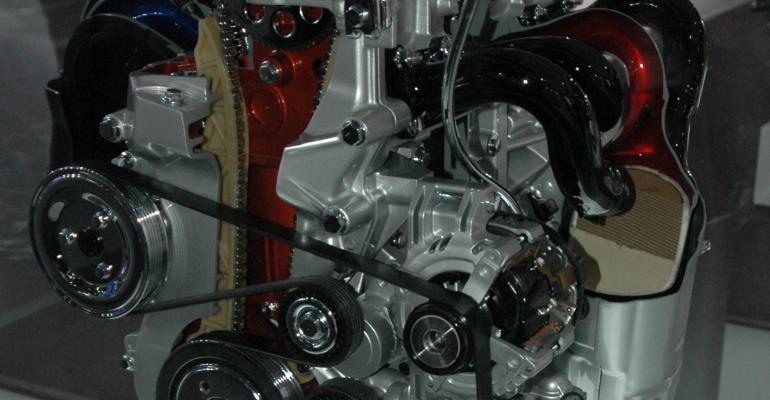 Chrysler spurned numerous alternative names for Tigershark engine