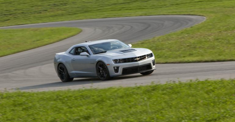 Chevy performance models deserve credit for improved fuel efficiency Clark argues