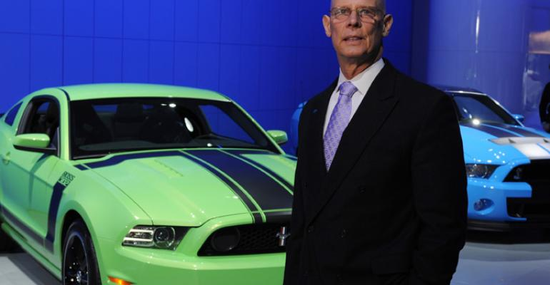 Czubay Ford working with suppliers union to ensure no production shortages in 2012