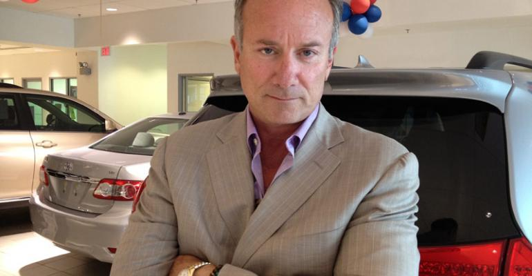 Lustine Focuses on What it Can Control | WardsAuto