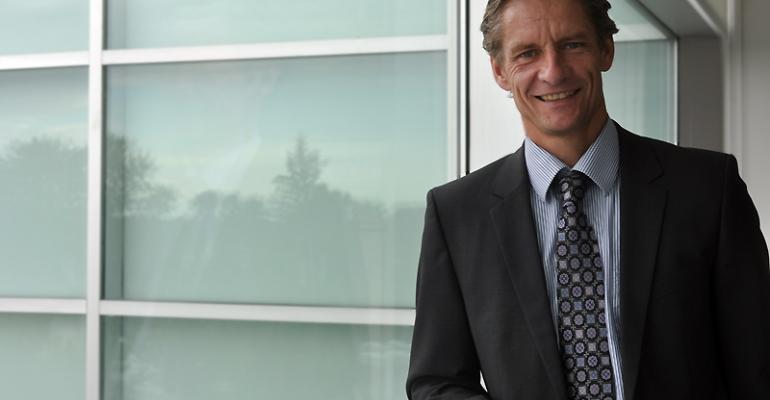 Behr America CEO Wilm Uhlenbecker