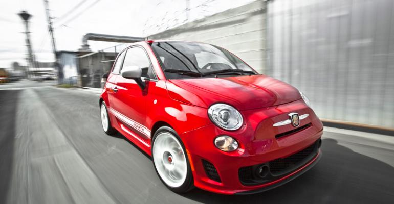 Fiat 500s deliveries on track to double 2011 total
