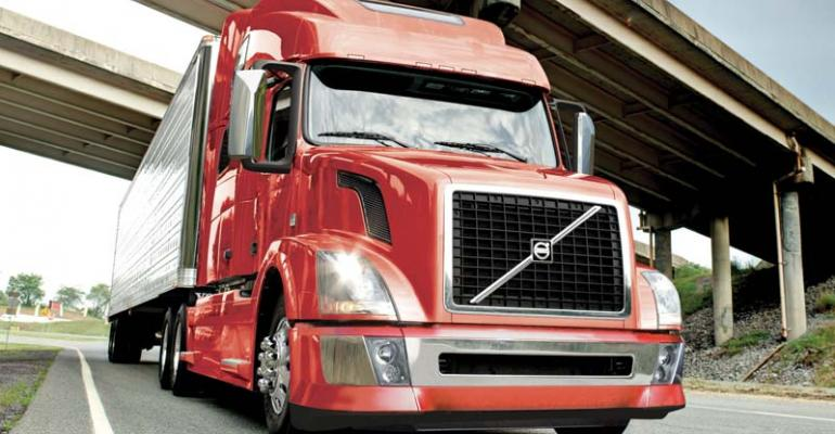 Volvorsquos Class 8 sales up 523 in August