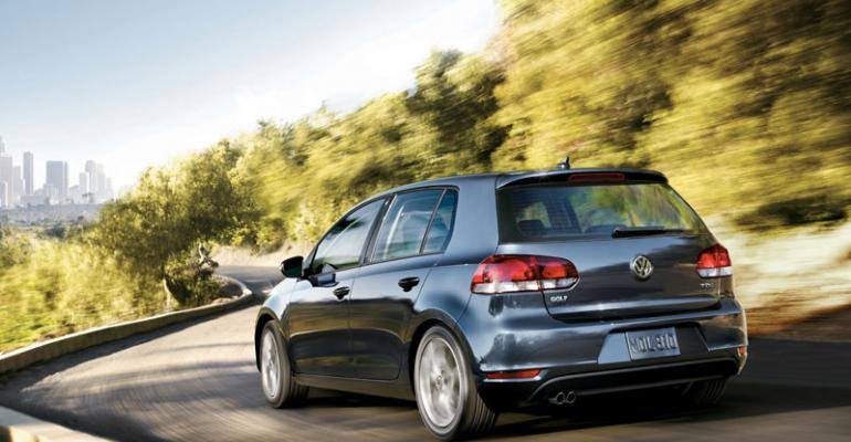 New Golf marks conservative redesign but potentially unrivaled purchasing power and manufacturing flexibility for VW