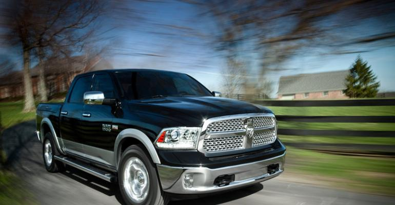 Hemi V8 8speed Ram 1500 coming in January