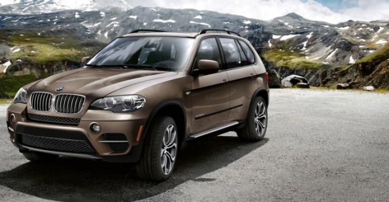 BMW to build nearly full range in Russia including X5 CUV