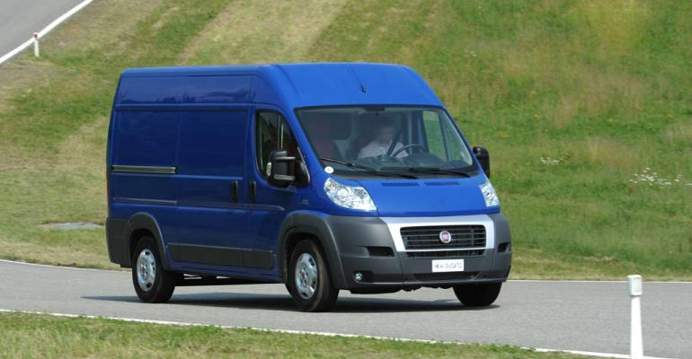 Fiat Ducato is basis for new Ram ProMaster coming to North America