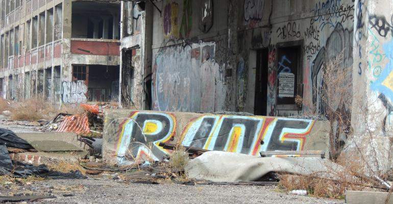 Packard Plant: Mother of Motor City Ruins